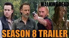 The Walking Dead Season 8 Trailer Release Date