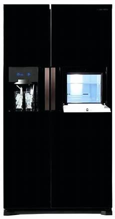 frigo americain noir mat refrigerateur samsung noir hub family pas frigo americain samsung noir pas cher