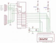 schaltplan zeichnen mikrocontroller net