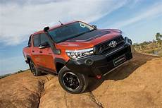 toyota adds three new hilux models toyota s new hilux