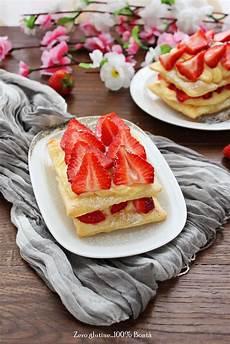 millefoglie crema e fragole millefoglie alle fragole e crema pasticcera ricetta con video ricette idee alimentari e fragole
