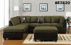 sectional sofa furniture microfiber sectional couch 3 pc