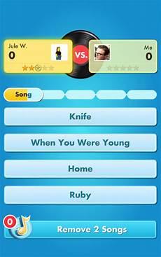 Alle Gegen Einen App - songpop app quot erkennen sie die melodie quot spiel f 252 r android