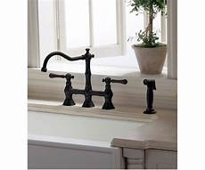 grohe bridgeford kitchen faucet grohe bridgeford bridge kitchen faucet w hose spray the fixture gallery