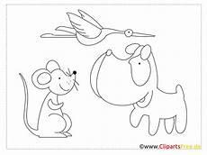 bauernhof tiere malvorlage einfache bilder zum ausmalen