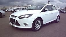 2011 Ford Focus 3 Hatchback Start Up Engine And In