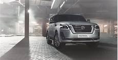 2020 nissan uae 2020 nissan patrol launched in uae goes on sale later