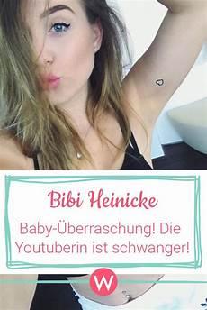 Bibi Heinicke Schwanger - baby hammer bibi heinicke ist schwanger