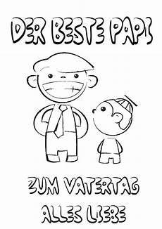 Vatertag Malvorlagen Quotes Vatertags Malvorlage Kostenlos Speichern Und Drucken