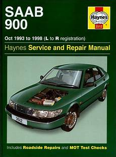 car repair manuals online pdf 1998 saab 900 spare parts catalogs saab 900 2 0l 2 3l repair manual 1993 1998 haynes 3512