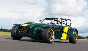 Caterham Launches The 275bhp Supercharged Seven  Their