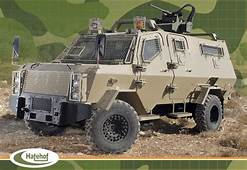Hatehof Wolf Multi Mission 4x4 Light Armored Vehicle  Israel