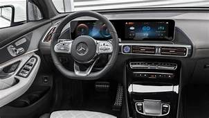 Mercedes Benz's First Electric SUV Has 300 KW Makes 0 62