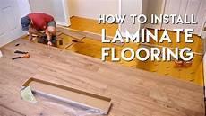 verlegen laminat installing laminate flooring for the time home