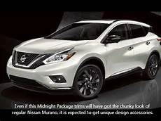 2019 nissan murano 2019 nissan murano midnight package release date and price