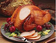 the top five foods at thanksgiving