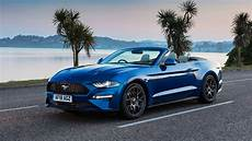 ford mustang cabriolet 2018 photos ford mustang 2018 ecoboost convertible blue cars
