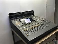 Yamaha 02r Audio Mixer Mixing Board W Digital I O Card