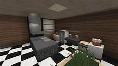 Minecraft Schlafzimmer Modern - moderne k 252 che design minecraft tutorial