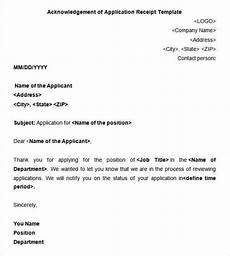 acknowledgement receipt of documents template 39 acknowledgement letter templates pdf doc free