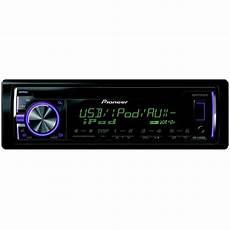 autoradio pioneer deh x3600ui feu vert
