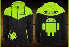 pre order jaket android prejaketandroid01 baju kaos distro pre order jaket android