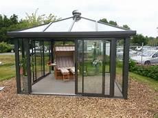 Rund Pavillon Aus Glas Haus Design Ideen
