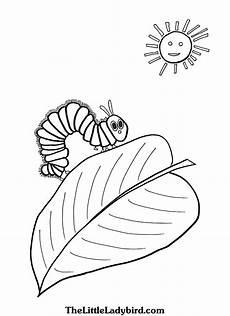 hungry caterpillar coloring page inspirational photos