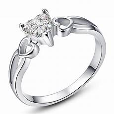 wholesale solitaire jewelry engagement wedding love rings