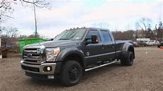 2015 Ford F350 Duty 4x4 Ultimate Lariat Dually
