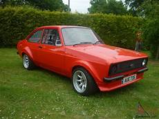 Ford Mk2 Rs2000 Cosworth Turbo