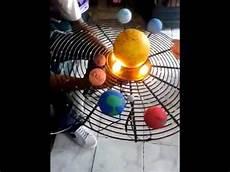 sistema solar giratorio sistema solar giratorio youtube
