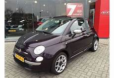 fiat 500 500c twinair 85 cabriolet airco pdc advertentie