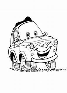 cars disney malvorlagen