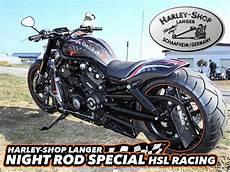 v rod rod special umbau hsl racing custombike