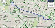 Maps Mit Routenplaner F 252 R Radfahrer Professional