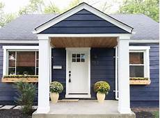 navy blue exterior house paint color navy blue exterior