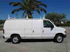 car owners manuals for sale 2005 ford e150 electronic valve timing buy used 2005 ford e 150 econoline cargo van box van work van commercial low reserve no in