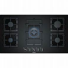 plaque de cuisson au gaz siemens gas hob ep9a6qb90 black glass 90 cm fab appliances