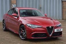Used Alfa Romeo Giulia Quadrifoglio Monza Sports Tuning