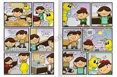 Komik Buku Pendidikan Www Ilustrasi Net