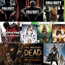 juegos xbox 360 xbox one licencias online original 16 00 en mercado libre