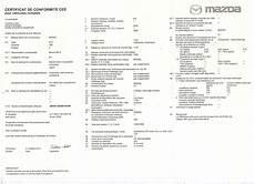 certificat de conformité européen gratuit certificat de conformite europeen coc mazda certifauto site officiel certificat de