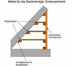 m 246 bel f 252 r dachschr 228 ge einbauschrank selber bauen