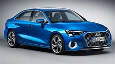 2021 audi a3 sedan rendering looks predictably upscale