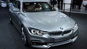 BMW 4 Series Coupe Concept Official Details And Live Photos