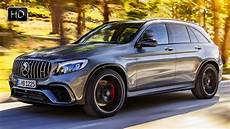 2018 Mercedes Amg Glc 63 S 4matic Suv Design Overview