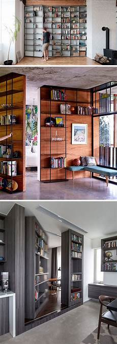 invisible doors turn a modern home into an artistic feat of these 13 secret doors are in plain sight secret