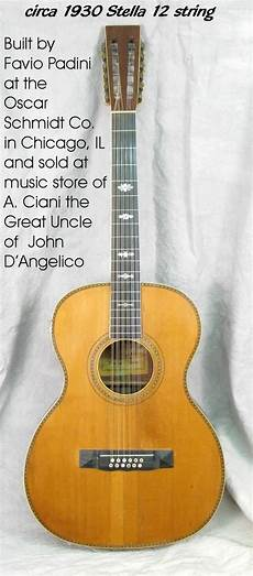 The Unique Guitar 12 String Guitars History And Some