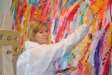 artiste peintre contemporain connu idees images